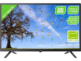 OK. ODL 32850HC-TB, HD-ready, LED TV, DVB-T2 HD, DVB-C, DVB-S, DVB-S2