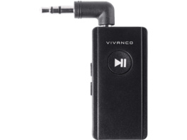 VIVANCO Bluetooth® Audio Empfänger AUX, Adapter