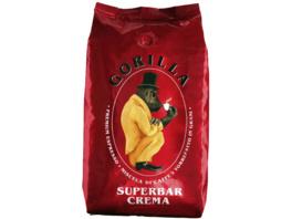 JOERGES Gorilla Super Bar Crema, Kaffeebohnen