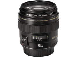 CANON EF Festbrennweiten Objektiv für Canon EF - 85 mm, f/1.8