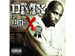 DMX - THE DEFINITION OF X - PICK OF THE LITTER - (CD)