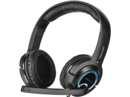 SPEEDLINK XANTHOS Stereo Console Gaming Headset, Headset, Schwarz