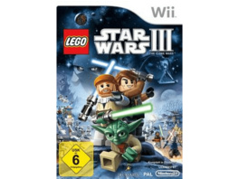 LEGO Star Wars III: The Clone Wars (Software Pyramide) - Nintendo Wii