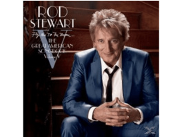Rod Stewart - Fly Me To The Moon...The Great American Songbook V - (CD)