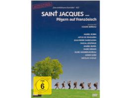 Saint Jacques... - Pilgern auf französisch - (DVD)