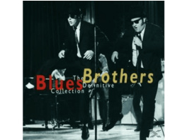 The Blues Brothers - THE DEFINITIVE COLLECTION - (CD)