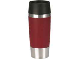 EMSA 513356 Travel Mug Thermobecher, Rot