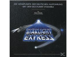 MUSICAL/BOCHUM - STARLIGHT EXPRESS (BOCHUM CAST) - (CD)
