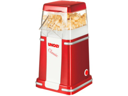 UNOLD 48525 Classic, Popcornmaker, Rot