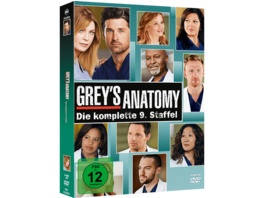 Grey's Anatomy - Staffel 9 - (DVD)