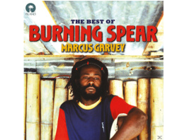 Burning Spear - Marcus Garvey: The Best Of Burning Spear - (CD)