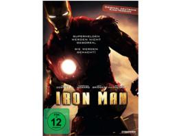 Iron Man (Original deutsche Kino-Version) - (DVD)