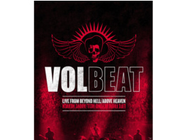Volbeat - Live From Beyond Hell / Above Heaven - (Blu-ray)