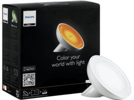 PHILIPS Hue Living Colors Bloom Bloom-Farbwechselleuchte, Weiß