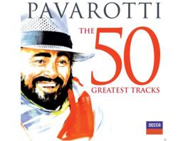 Luciano Pavarotti - Pavarotti - The 50 Greatest Tracks - (CD)