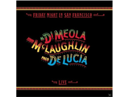 Paco de Lucía, Al Di Meola, John McLaughlin - FRIDAY NIGHT IN SAN FRANCISCO - (CD)