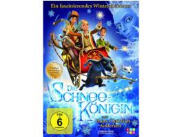 Die Schneekönigin - (DVD)