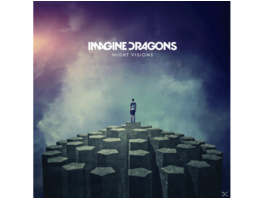 Imagine Dragons - NIGHT VISIONS - (CD)