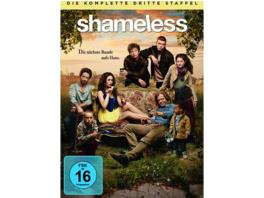 Shameless - Staffel 3 - (DVD)