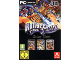 Rollercoaster Tycoon 3 - Deluxe Edition (Software Pyramide) - PC