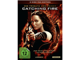 Die Tribute von Panem - Catching Fire (2 Disc Special Edition) - (DVD)