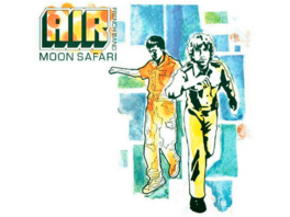 Air - Moon Safari - (Vinyl)