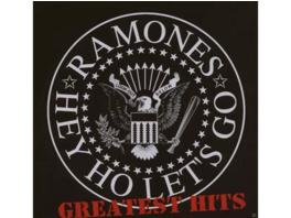 Ramones - Hey Ho Let's Go - Greatest Hits - (CD)
