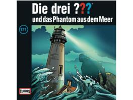 Die drei ??? 171: ...und das Phantom aus dem Meer - 1 CD - Kinder/Jugend