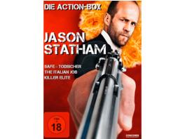 Jason Statham - Action Box - (DVD)