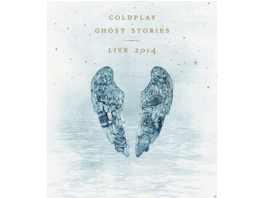 Coldplay - Ghost Stories Live 2014 - (CD + Blu-ray Disc)