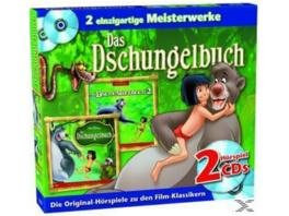 Disney 2er Box: Das Dschungelbuch - 2 CD - Kinder/Jugend