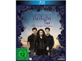 Die Twilight Saga - Bis(s) in alle Ewigkeit (The Complete Collection) - (Blu-ray)