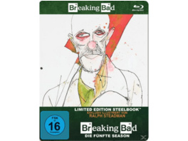 Breaking Bad - Staffel 5 (Limited Steelbook) - (Blu-ray)