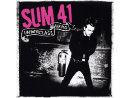 Sum 41 - Underclass Hero - (CD)