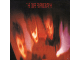 The Cure - Pornography (Remastered) - (CD)