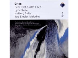 Rasilainen - Peer Gynt-Suiten 1 & 2/Lyrisch - (CD)