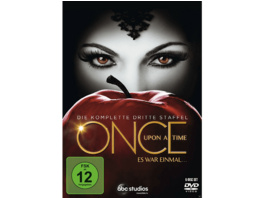 Once Upon A Time - Es war einmal - Staffel 3 - (DVD)
