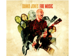 Danko Jones - Fire Music - (CD)