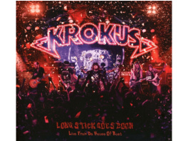 Krokus - Long Stick Goes Boom (Live From The House Of Rust) - (CD)