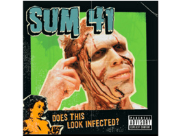 Sum 41 - Does This Look Infected? - (CD)