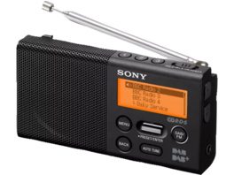 SONY XDR-P1DBPB, Digitalradio