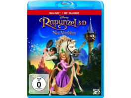 Rapunzel - Neu verföhnt - (3D Blu-ray (+2D))