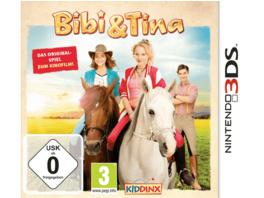 Bibi & Tina - Das Original-Spiel zum Kino-Film - Nintendo 3DS