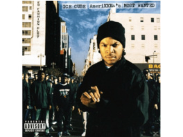 Ice Cube - Amerikkka's Most Wanted - (CD)