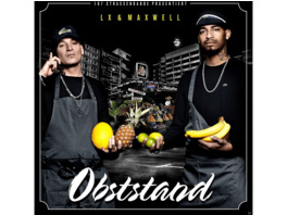 Lx & Maxwell - Obststand - (CD)