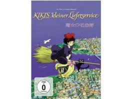 Kikis kleiner Lieferservice - (DVD)
