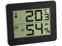 TFA 30.5027.01, Digitales Thermo-Hygrometer