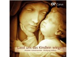 Helbich/Alsfelder Vokalensemble/Stephan/Stöcker/+ - Lasst uns das Kindlein wiegen - (CD)