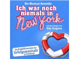 Udo Hamburg Original Cast / Jürgens, VARIOUS - Ich War Noch Niemals In New York - (CD)