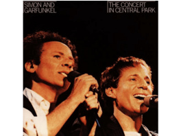 Simon & Garfunkel - The Concert In Central Park - (CD)